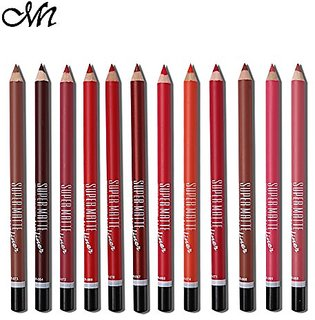 MN Me Now True Lips Set of 12 Lip Liner Pencils FOR Womens