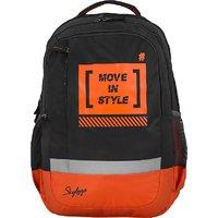 798928bdd Skybags Murphy 4w medium black Check-in Luggage - 31 (Black) | Zipri.in