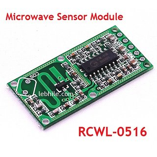 E32 DOPPLER RADAR SENSOR WITH DIGITAL OUTPUT RCWL-0516
