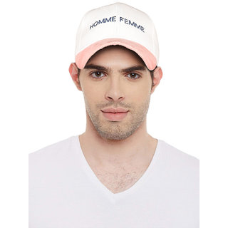 Drunken Acrylic White And Baby Pink Baseball Cap For Men And Women Outdoor  Activities Casual Party-Wear Good Quality Any Other Occasions 638beea7598
