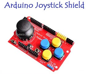 E76 Joystick Shield for Arduino Expansion Board Analog Keyboard and Mouse Function