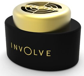 Involve Your Senses Music Retro Gel Car Air FreshnerRet