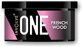 Involve Your Senses One French Wood Fragnance Organic C