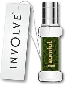 Involve Your Senses Rainforest SandalWood Spray Car Air