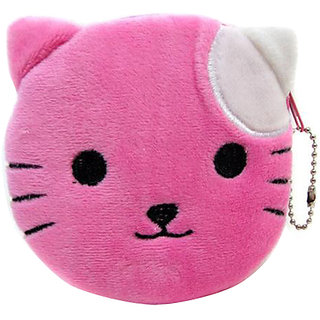 Futaba Cute Portable Cat Coin Bag