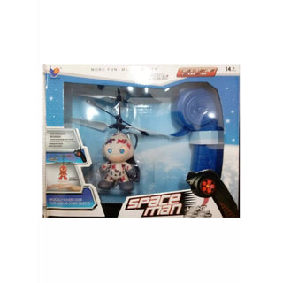 OH BABY, BABY Flying SPACE MAN Sensor Helicopter By FOR YOUR KIDS SE-ET-532