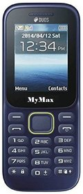 My Max 310 Dual Sim Mobile Phone With 1.8 Inch Display, - 140557610