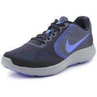 Nike Men's Revolution 3 Black Running Shoes