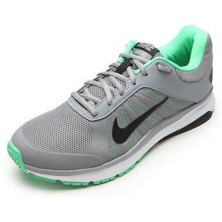 buy popular 68d37 c3ee9 Nike Men s Dart 12 MSL Grey Running Shoes