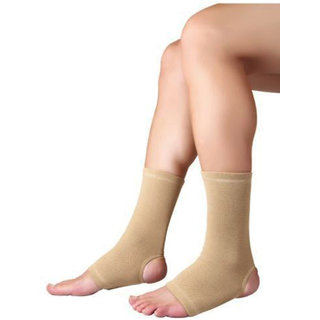 2 X Leg Ankle Muscle Joint Protection Brace Support Sports Bandage Guard Gym -01