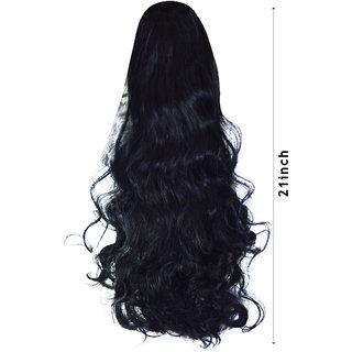 Adbeni Cecillia World's Most Synthetic Hair Extension Wavy Hair-CC101-1