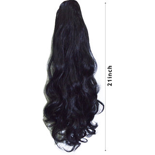 Adbeni Cecillia World's Most Synthetic Hair Extension Wavy Hair-CC101-2