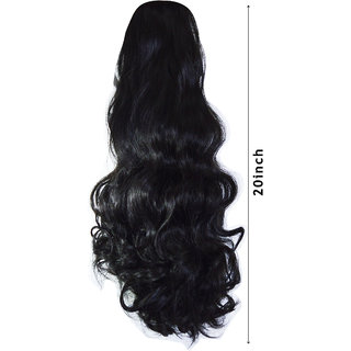 Adbeni Cecillia World's Most Synthetic Hair Extension Wavy Hair-CC101-4A