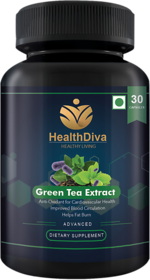Green Tea Extract With Probiotics-Boosts Energy, Fights