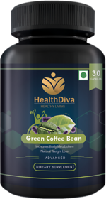 Green Coffee Bean Extract With Probiotic-Natural Weight - 140569982