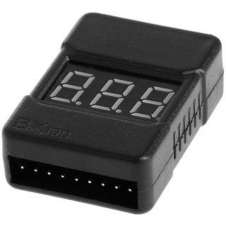 Futaba Low Voltage Power Display Tester/Buzzer 3.7-30v