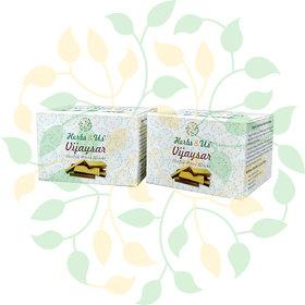 Herbs And Us Vijaysar Herbal Wood Blocks For Diabetes, - 140570059