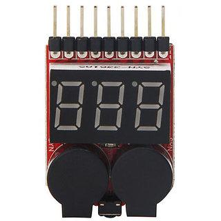 Futaba Low Voltage Power Display Tester/Buzzer 3.6-32v