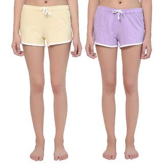 Kotty Women's Multicolor Sleep Short