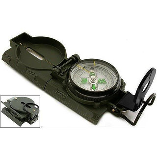 Jm 3 in 1 Military Hiking Camping Lens Lensatic Magnetic Compass -01