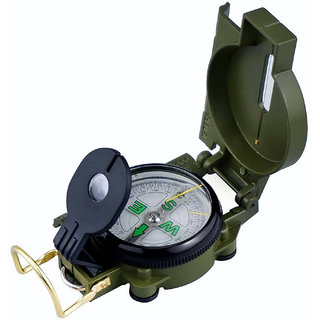 Jm 3-in-1 Military Hiking Camping Lens Lensatic Magnetic Compass -01
