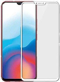 Vivo Y83 (5D -  TEMPERED GLASS) FULL GLUE GUM Edge To E