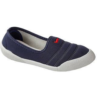 Meia Women Blue Loafers