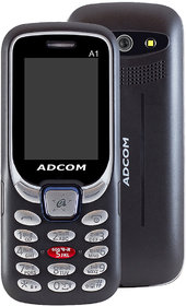 Adcom A1 Selfie - Dual Sim Mobile Phone With Selfie Cam - 140572301