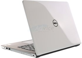 Dell Inspiron 5459, Core i7 6500U, 4 GB RAM, 1 TB HDD, Radeon R5 M335 4 GB Graphics  White