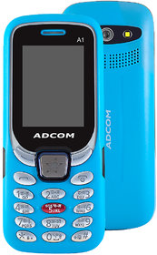 Adcom A1 Selfie - Dual Sim Mobile Phone With Selfie Cam - 140572771