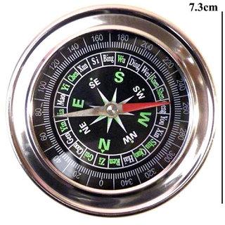 Jm Jumbo Magnetic Military Fengshui Compass Camping Hiking - 03