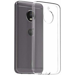 Transparent Back Cover For Moto E4 Plus