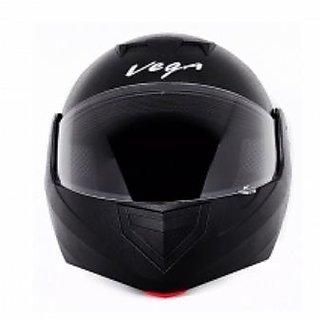 vega crus open cum full face helmet