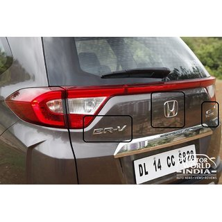 Logo Honda Brv Idtech Monogram Emblem Chrome Graphics Decals Mono Rear Kit As Shown