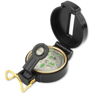 Jm 3 in 1 Military Hiking Camping Lens Magnetic Lensatic Compass -04