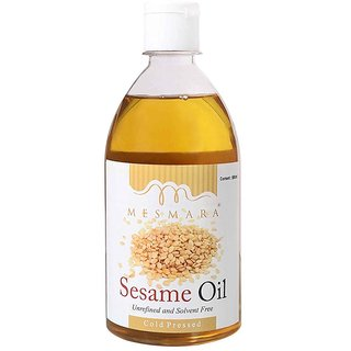 Mesmara Sesame Oil 500 ml