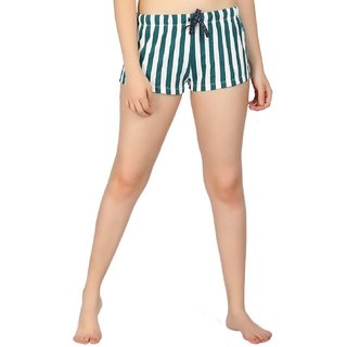 Kotty Women's Printed Cotton Short