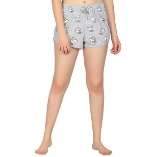 Kotty Women's Printed Cotton Short