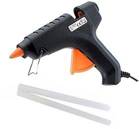 Electric Hot Melt Glue Gun 40 Watt OZ - 2 GlueSticks Free