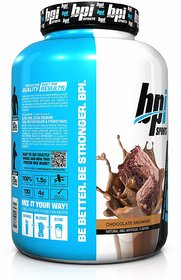 BPI Sports ISO HD 100 Protein Isolate And Hydrolysate -