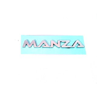 Logo TATA INDIGO MANZA Monogram Emblem Chrome Graphics Decals Mono