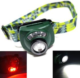 JM Motion PIR Sensor LED Headlight Headlamp Head lamp light Torch Flashlight -27