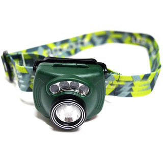 JM Motion PIR Sensor LED Headlamp Headlight Head lamp light Torch Flashlight -27