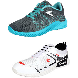 Super Men/Boys Combo Pack of -2 Sports Shoes