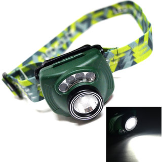 JM PIR Sensor Motion LED Headlamp Headlight Head lamp light Torch Flashlight -27