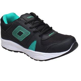 Tomcat Men BlkGrn Sports Shoes