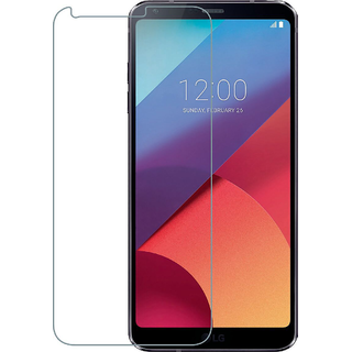Tempered Glass For LG Q6 0.3mm Thickness  2.5D