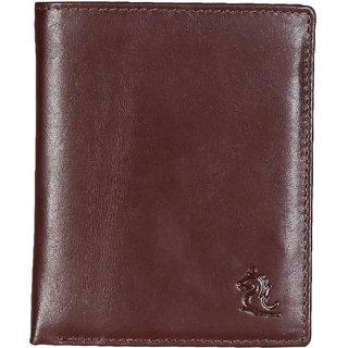 Kara Men Tan Leather Wallet-Onesize-Tan