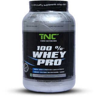 Tara Nutricare 100Whey Pro 1kg American Ice Cream Flavour