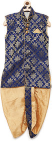 Kidling kids party wear Angrakha and dhoti set for boys